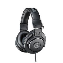 Audio Technica M30X Professional Monitor Headphones (ATH-M30X)