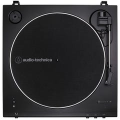Audio Technica LP60XBT Fully Automatic Belt-Drive Stereo Turntable w/Bluetooth - Black
