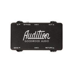 Goodwood Audio Audition Junction Box