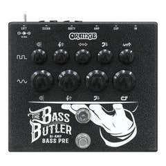 Orange Bass Butler Bi-Amp Bass Preamp Pedal