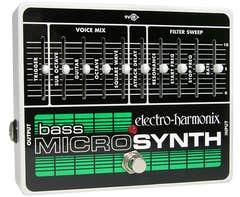 Electro Harmonix Bass Micro Synth Pedal
