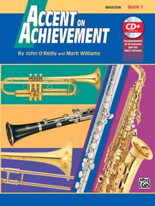 Accent on Achievement Bassoon Book1