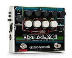 Electro Harmonix Battalion Bass Preamp and DI