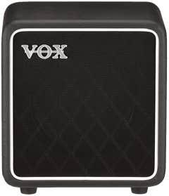 """Vox Black Cab BC108 1x8"""" Speaker Cab"""