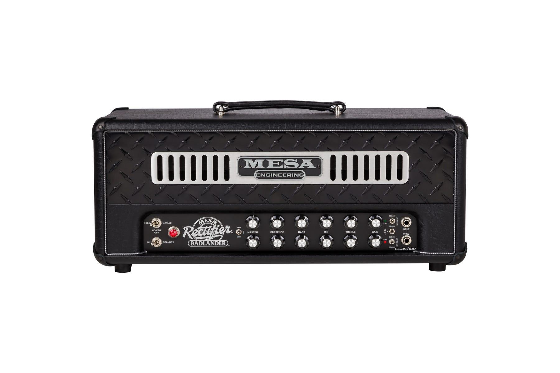 Mesa Boogie Badlander 100w Valve Guitar Head