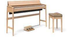 Roland Kiyola KF10 Artisan Digital Piano (KF-10) - Pure Oak
