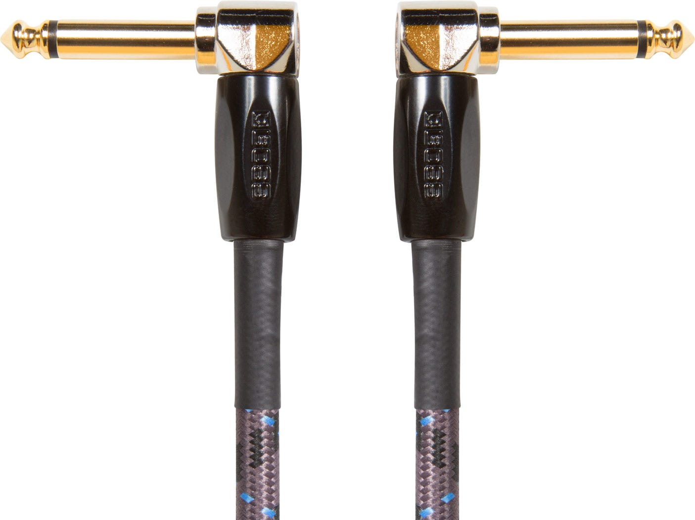 Boss 6 Inch Patch Cable (3 Pack)