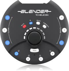 TC Helicon Blender Portable Stereo Mixer with USB Connectivity