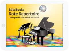 HOW TO BLITZ ROTE REPERTOIRE/ COATES SAMANTHA (BLITZ BOOKS)