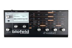Waldorf Blofield Desktop Synth - Black (Ltd Ed)