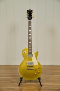 Gibson Murphy Lab 1957 Les Paul w/Case - Goldtop Ultra Heavy Aged