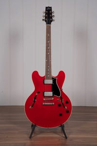 Heritage Guitars Artisan Aged Collection H-535 Electric Guitar w/Case - Trans Cherry