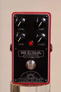 Mesa Boogie Toneburst Boost Pedal - Pre-Owned