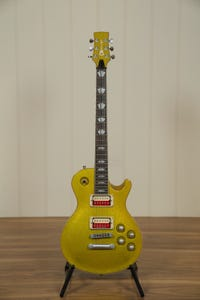 Charvel Desolation DS2 Electric Guitar - Gold Sparkle - Pre-Owned