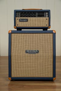 "Mesa Boogie Mark V 25 Head + 1x12"" Cab - Blue Bronco - Pre-Owned"