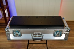 Caseman Large Flatboard Pedalboard w/Hard Case (LGFLATBOARD)