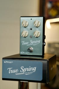 Source Audio True Spring Reverb - Pre-Owned