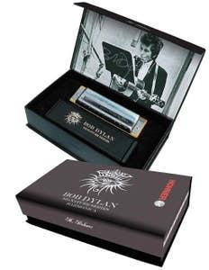 Hohner Bob Dylan Signature Harmonica (Key of C)