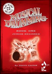 musical drumming BK 1 BK/CD jnr to beg / EASTON TRAVIS (AMPD)