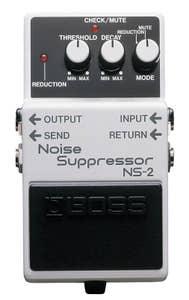 Boss NS-2 Noise Suppressor (NS2)