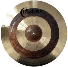 "Bosphorus Antique Series 18"" Jazz Crash/Ride Cymbal"