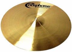 "Bosphorus Traditional Series 18"" Medium Thin Crash Cymbal"