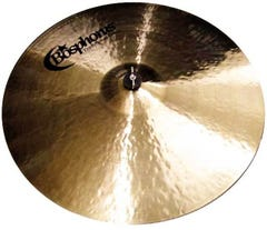 "Bosphorus Traditional Series 20"" Light Ride Cymbal"