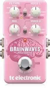 TC Electronic Brainwaves Pitch Shifter w/MASH Footswitch