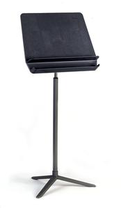 Wenger Bravo Sheet Music Stand - Black on Black (W1020351)