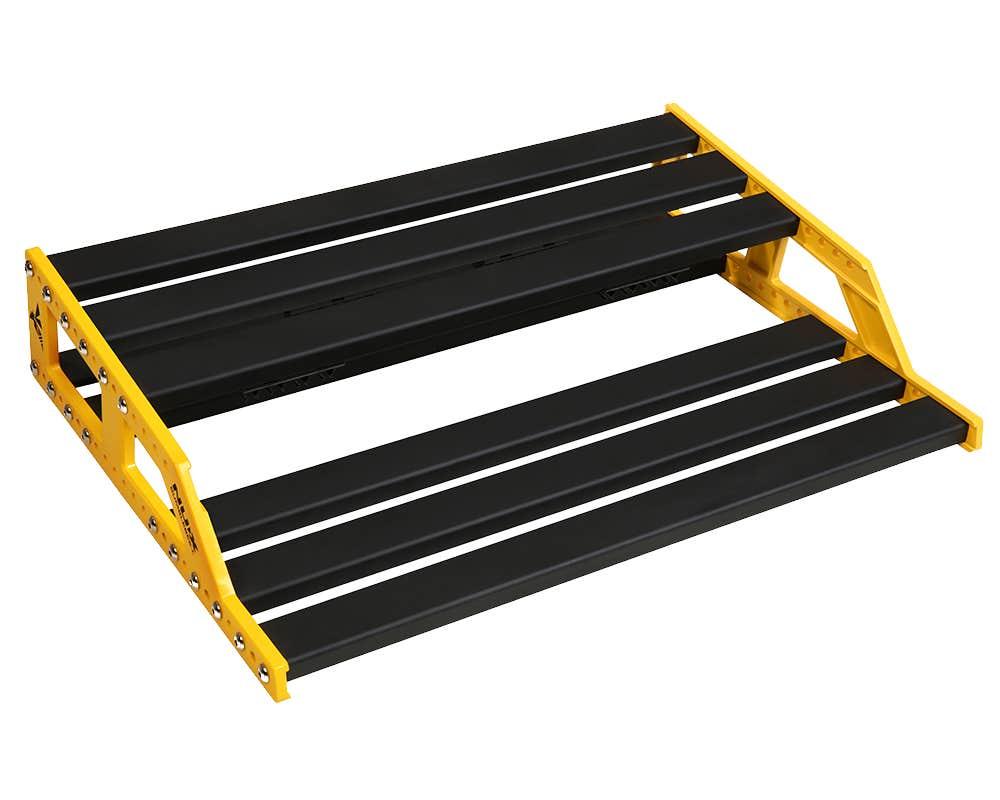 NUX Bumblebee Medium Pedalboard w/Bag