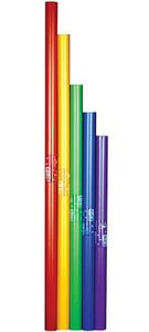 Boomwhackers 5-Note Bass Chromatic Set