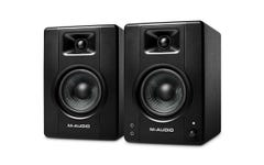 """M-Audio BX4 D3 4.5"""" Multimedia Reference Monitors (Pair)"""