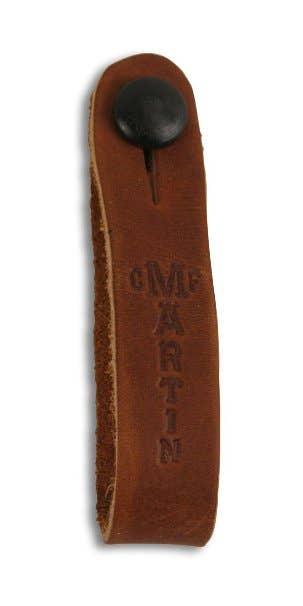 Martin HeadStock Tie Guitar Strap Button - Brown
