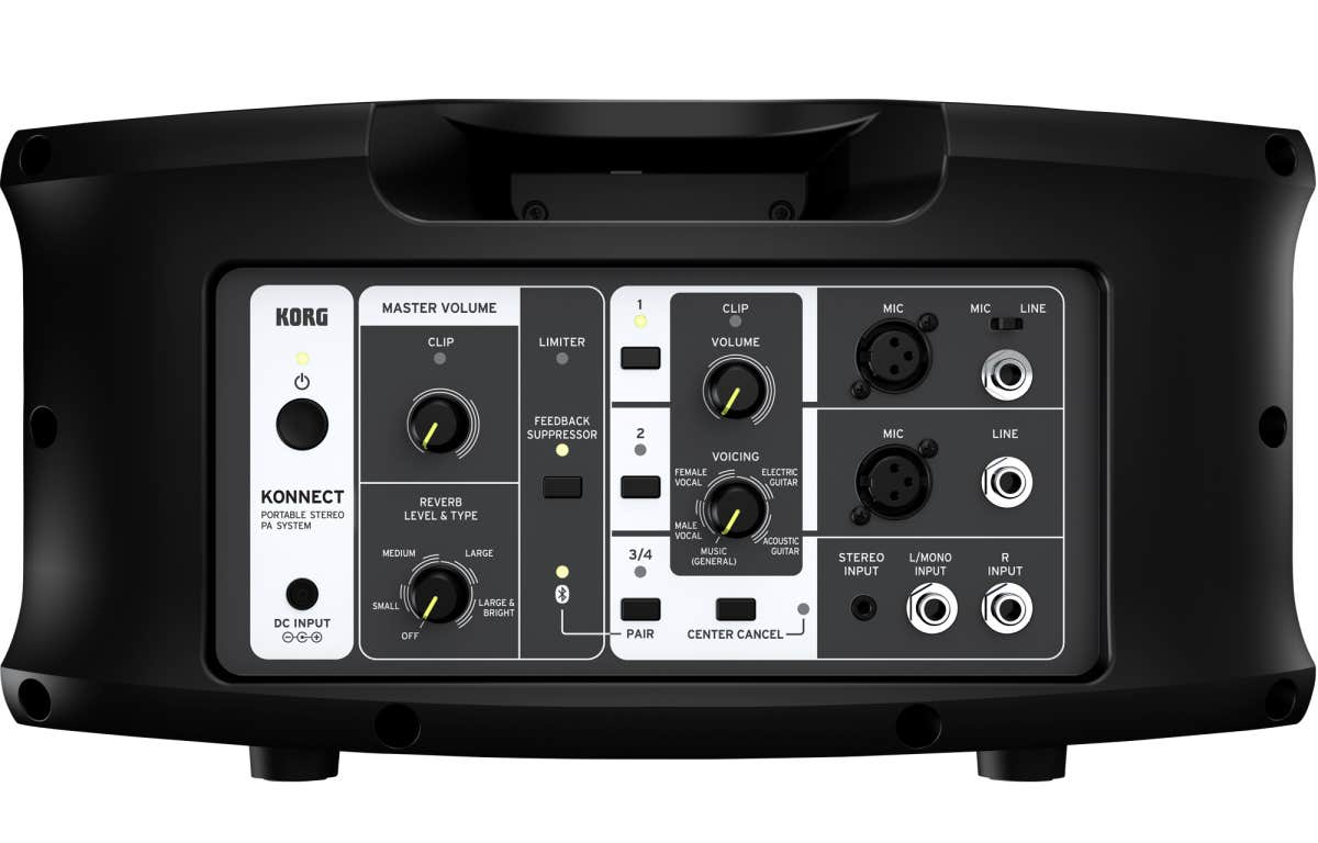 Korg KONNECT Portable Stereo PA System