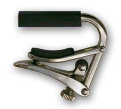 Shubb C5 Banjo Capo - Nickel