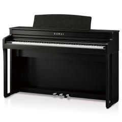 Kawai CA59 Digital Piano w/Matching Bench - Ebony Satin