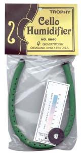 Grover Trophy Cello Humidifier (AMS - CA745)