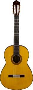 Yamaha CG-TA Transacoustic Classical Guitar - Natural