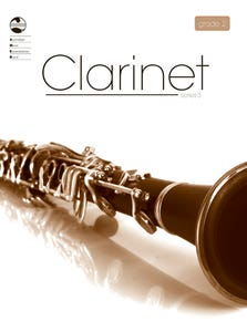 ameb clarinet grade 2 series 3 / AMEB (AMEB)
