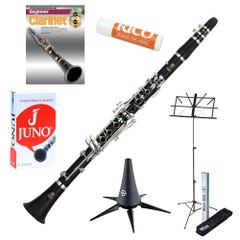 Yamaha YCL255 Clarinet Quality Start-up Package (YCL-255)
