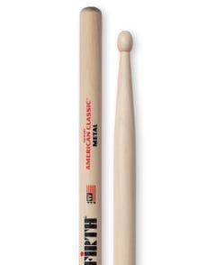 Vic Firth Metal Wood Tip Drumsticks