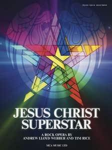 jesus christ superstar: a rock opera / lloyd webber andrew (music sales)