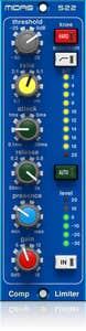Midas 500-series Compressor / Limiter 522 v2