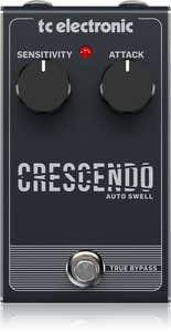 TC Electronic Crescendo Auto-Swell Pedal