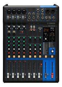 Yamaha MG10XUF 10-Channel Mixer w/Faders