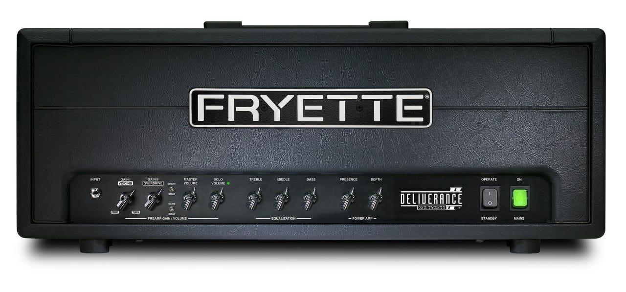 Fryette Amplification Deliverance Series II 120w Guitar Amp Head
