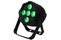 Event Lighting PARRGBW5X8 LED Flat Par