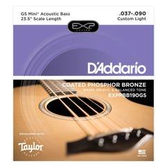 D'Addario GS Mini Acoustic Bass Strings 37-90 (EXPPBB190GS)