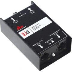 DBX DJDI Passive 2-Ch DI Box