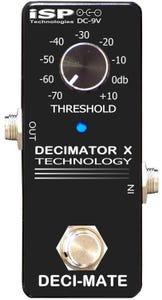 ISP Deci-Mate Micro Decimator Noise Gate Pedal